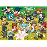 W 300 Large Piece Cardboard Senki Gekijouban Inazuma Eleven Go Vs ? ? ? 300-l347'd Finished Fight (japan import)