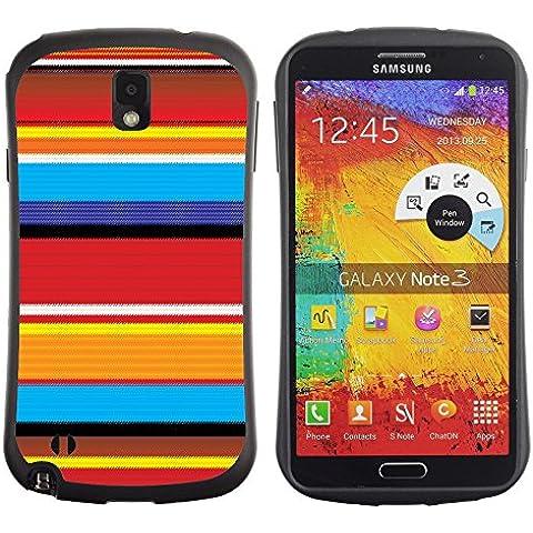 Super Galaxy iFace Series Tpu Silicona Carcasa Funda Case // V00002740 Modelo mexicano inconsútil // Samsung Galaxy Note 3 III N9000 N9002