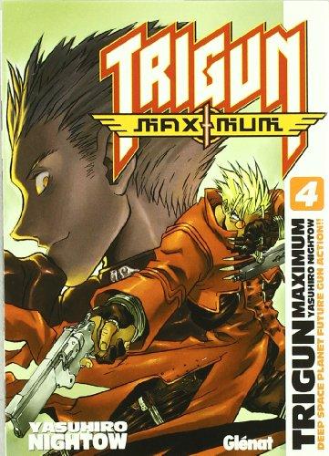 Trigun maximum 4 (Shonen Manga) por Yasuhiro Nightow