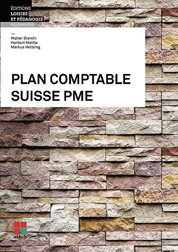 Plan Comptable Suisse Pme par Collectif