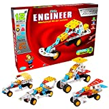 #5: SARTHAM, Little Engineer, Mechanical Kit for Juniors - Racer, Age 6+