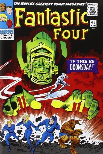 The Fantastic Four Omnibus Volume 2 (New Printing) by Lee, Stan (2013) Hardcover