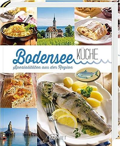 Bodenseeküche: Spezialitäten aus der Region