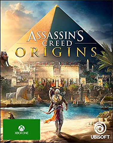 Assassins Creed Xbox - Assassin's Creed Origins - Édition Standard [Xbox