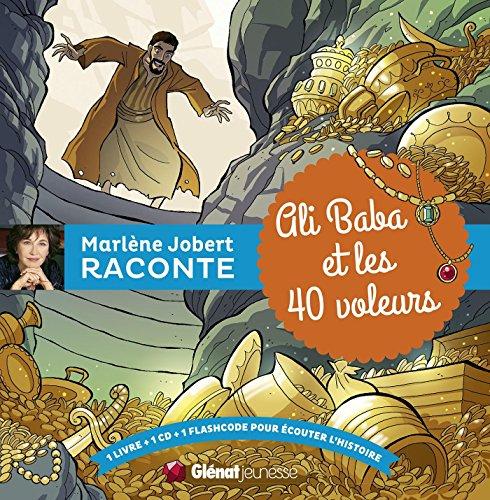 Ali baba et les 40 voleurs (1 CD Audio)