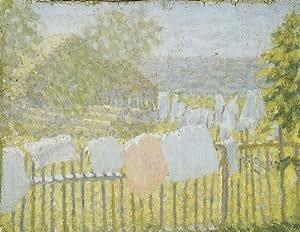 Huile sur toile - 32 x 25 inches / 81 x 64 CM - Kazimir Severinovich Malevich - Sous-vêtement sur...