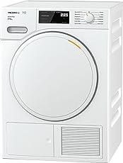 Miele TWE 520 WP Active Plus Wärmepumpentrockner / Energieklasse A+++ (171kWh/Jahr) / 8 kg Schontrommel / Duftflakon für frisch duftende Wäsche / Startvorwahl und Restzeitanzeige / Knitterschutz