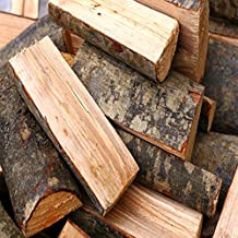 15KG of 20cm Tigerbox® High Quality Kiln Dried Red Alder Ready to Burn Logs. Ideal for Small Stoves & Wood Burners. Includes Tigerbox Safety Matches.