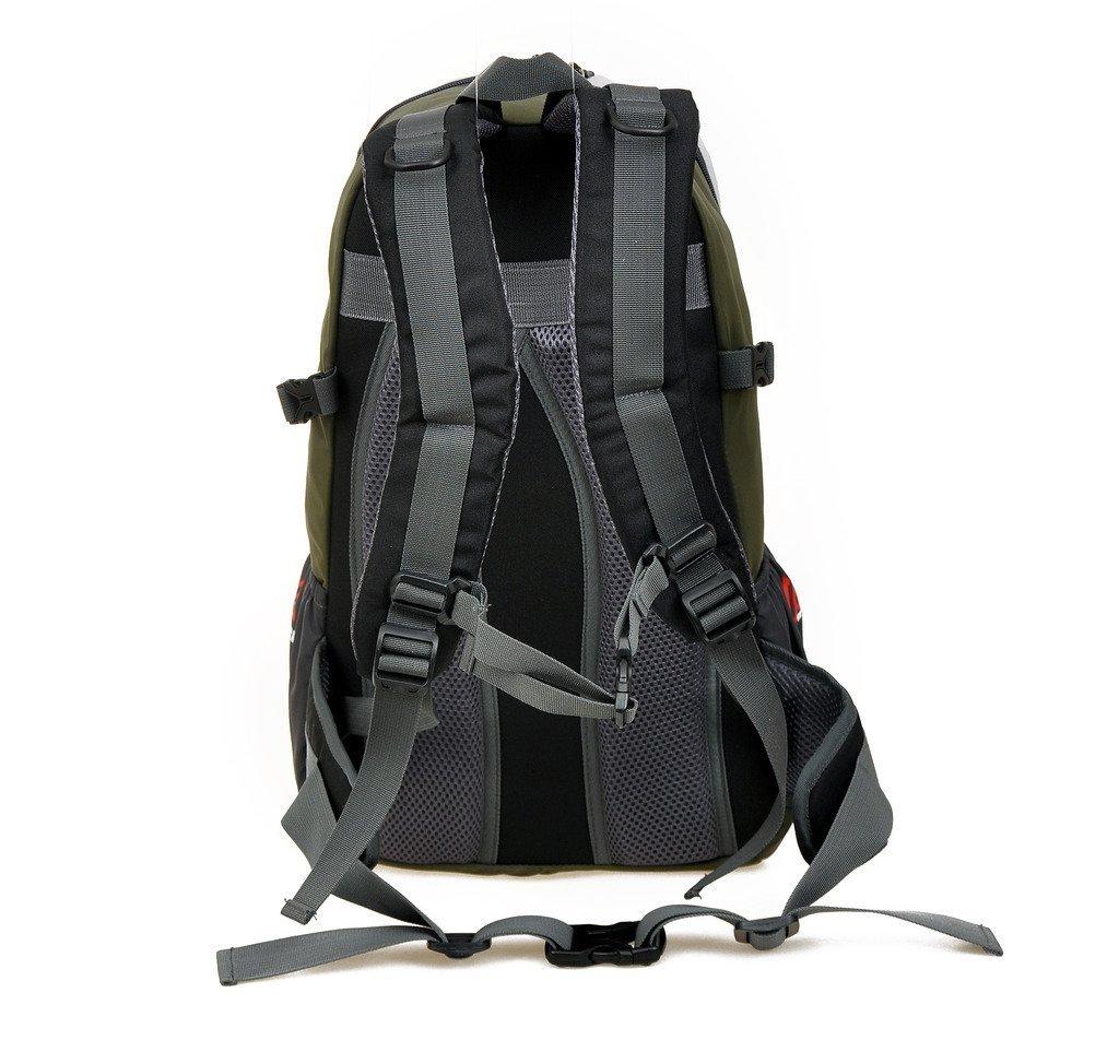 61rjhNx63eL - SKYSPER 30L Mochila Multifuncional de Senderismo Trekking Mochila Nylon Impermeable Morral Que acampa Mochila Viaje al Aire Libre