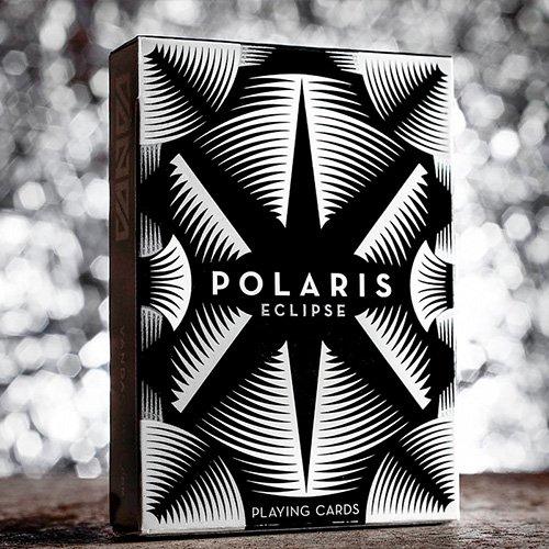 Mazzo di carte Polaris Eclipse - Mazzi di carte da gioco - Giochi di Prestigio e magia