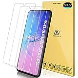 ANEWSIR voor Samsung Galaxy note 10 lite/S10 lite Screen Protector,Gehard Glas beschermfolie voor Samsung Galaxy note 10 lite