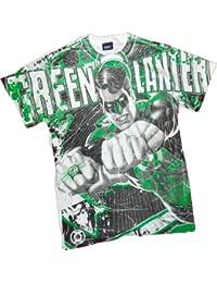 Lantern Power -- Green Lantern Überall Bedruckt T-Shirt, XXL