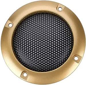 2pcs Lautsprecher Gitter Grill Hochwertig 2 Zoll Elektronik