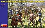MiniArt 72001 - Burgundische Ritter und Bogenschützen
