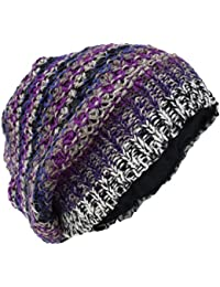 3d982d90579 Amazon.co.uk  Purple - Skullies   Beanies   Hats   Caps  Clothing