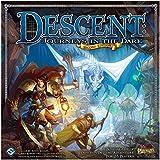 Asmodée - UBIDES01 - Dés et Jeux de dés - Descent - 2eme Edition