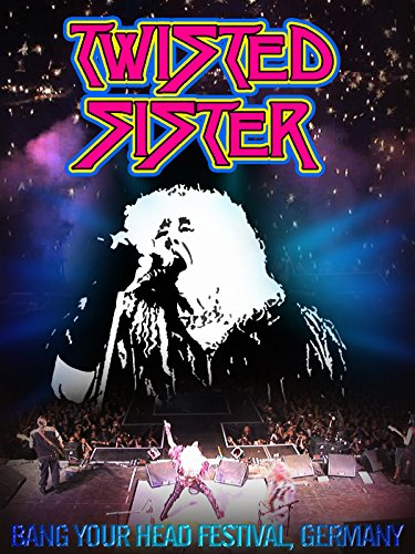 g Your Head Festival, Germany [OV] (Twisted Sister Movie)