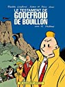Freddy Lombard - Le Testament de Godefroid de Bouillon par Chaland