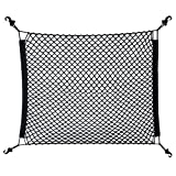 Pynxn - Coffre de Voiture Cargo Net Mesh sandows Fit Crochet pour Audi A1 A3 A4 A5 A6 A7 A8 TT Volkswagen Golf 5 6 VW 7 MK6 MK7