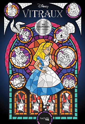 Disney Vitraux par Guerin Jean-Luc