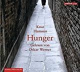 Hunger: 2 CDs - Knut Hamsun
