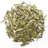 Dragon Well Famous Chinese Tea - Loose Leaf - West-Lake Long jing or Longjing (100g)