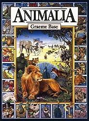 Animalia by Graeme Base (1990-08-05)