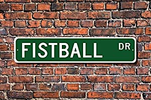 Aersing Faustball Fan Faustball Player ähnlich Volleyball Home Dekoration...