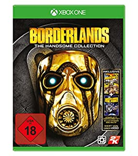 Borderlands: The Handsome Collection - [Xbox One] (B00SHNATWQ) | Amazon Products