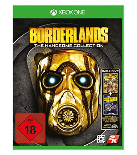 2K Games XB1 Borderlands: 61rkLNbi6PL