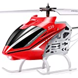 Syma DoDoeleph S39 RC Helicopter with Gyro 3.5-Channel Mini Helicopter Toy with Remote Control Indoor for Kids and Adults