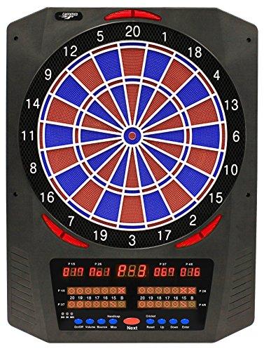 *elektronische Dartscheibe Dartboard Topaz 901 inkl. 6 Roleo Dartpfeile*