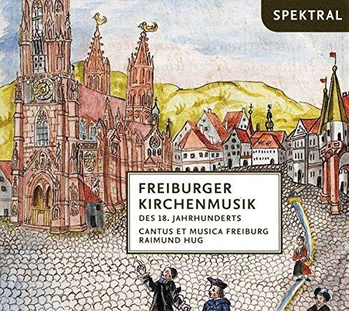 Freiburger Kirchenmusik des 18.Jh.