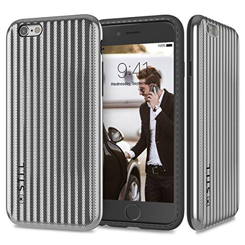 stil-cover-custodia-esclusiva-jet-set-in-silicone-e-policarbonato-per-iphone-6-e-6s-argento