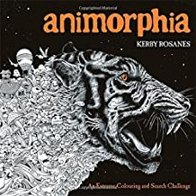 Animorphia: An Extreme Colouring and Search Challenge by Kerby Rosanes (2015-10-29)