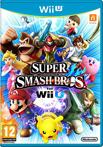 NINTENDO - Nintendo Wii U Super Smash Bros. For Wii - 2323681