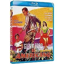 El Americano Bd (Blu-Ray) (Import) (2014) Glenn Ford,Frank Lovejoy,Cesar