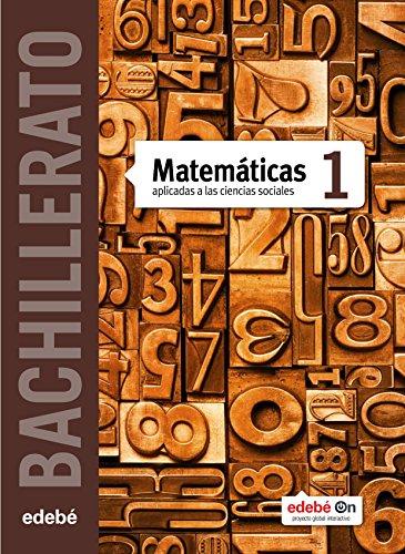 Matemáticas aplicadas a las ciencias sociales 1