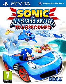 Sonic & All Stars Racing Transformed [import anglais] (B00844S8F8) | Amazon price tracker / tracking, Amazon price history charts, Amazon price watches, Amazon price drop alerts