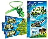 Green Gobbler Drain Unblocker & Hair Grabber Tool–3confezione