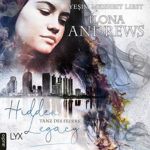 Hidden Legacy - Tanz des Feuers: Nevada-Baylor-Serie 2 Hidden Audio