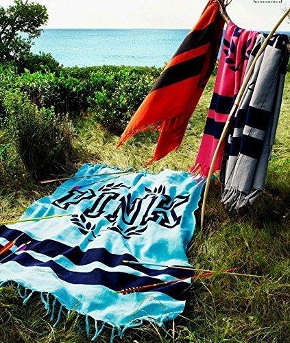 Victoria Secret Pink Kuscheldecke Strandlagen Blanket Decke 2016 Edition 100cm x 175cm Neu (Victoria Secret Decke)