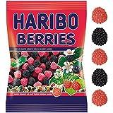 Haribo Berries Caramelos de goma - 100 g
