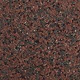 RyFo Colors Buntsteinputz 102: rot/anthrazit Muster - Mosaikputz Sockelputz Granulat-Putz für innen und außen, Farbmuster, Marmor, lösemittelfrei, zertifiziert, witterungsbeständig
