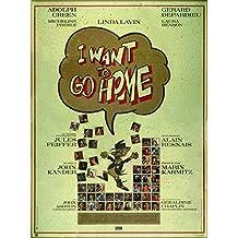 I Want To Go Home, Adolph Green & Gerard Depardieu, Micheline Presle, 1989 - Foto-Reimpresión película Posters 24x32 pulgadas - sin marco
