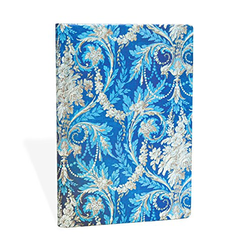 Rokoko Revival Kristalllüster - Notizbuch Midi Liniert - Paperblanks