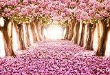Telón de fondo floral para la despedida de soltera Fotografía de la boda Escritorio Flor flor...