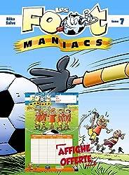 Les Footmaniacs, Tome 7 : Offert : le tableau de tes matchs de football !
