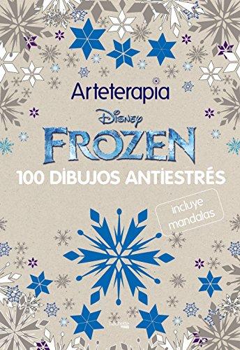 Arteterapia Frozen (Hachette Heroes - Disney - Arteterapia) por Hachette Heroes