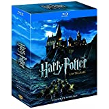 Blu-ray Harry Potter - L'intégrale - Coffret 8 Blu-ray - Fabricant : AUCUNE - Code EAN : 5051889488699Disques Blurayannée 1 : English, French, French from Quebec, Castilian, Danish, Flemish, German, Italian, Swedishannée 2 à 5 : English, French, Fren...